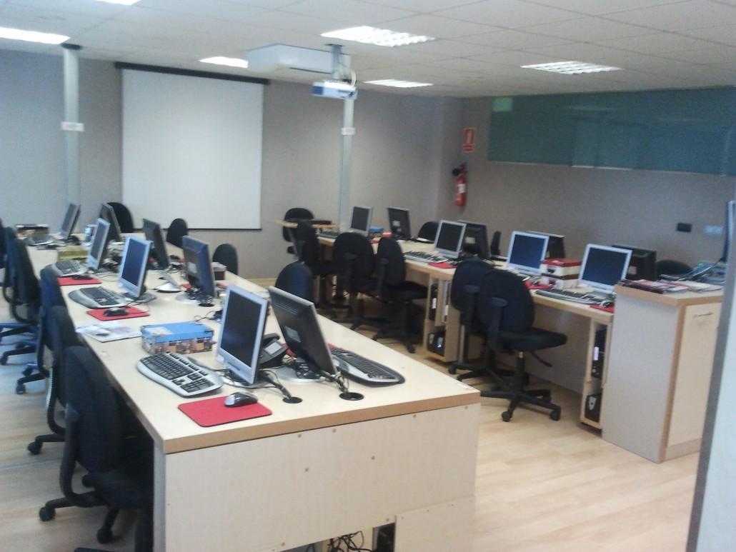 Oficinas en Alquiler Lugo con Mobiliario
