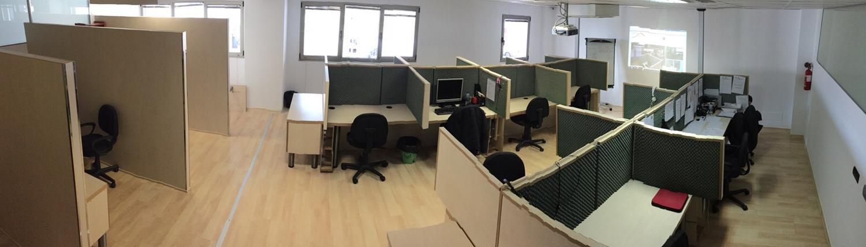Alquiler Sala Telemarketing